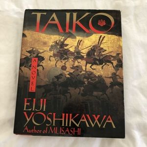 Other - Taiko.  A Novel by Yoshikawa